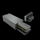 Комплект торцевых элементов PTR EC-GR серый .5023925 Jazzway