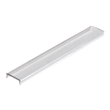 Рассеиватель для LED-профиля PAL прозрачный .1025364 JAZZWAY