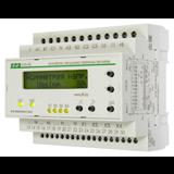 Автоматичесский вод резерва AVR-02 два ввода, ЖКИ индикатор, DIN  3х400 B+N