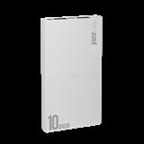 Аккумулятор внешний Power Bank PB-10000-wh 10000мАч, 2 USB-порта