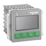 SE Температурный контроллер, 48х48, универсальный вх., 2 авар.вых., 1 ТТР вых.., 24В AC\DC