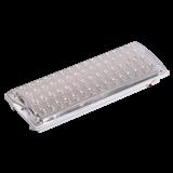 Светильник LED ДПА 2104, аккумулятор 4ч 60LED IP20 356x136x64 мм ИЭК
