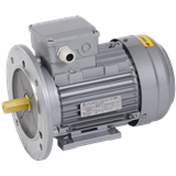 Электродвигатель АИР 71A4 380В 0,55кВт 1500об/мин 2081 (лапы+фланец) DRIVE ИЭК