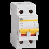 Выключатель нагрузки ВН-32 2Р 63А MNV10-2-063 IEK