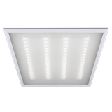 Светильник LED PPL 595/U 48w 4200Lm 6500К IP40 встр/накл (595) PRISM (ЛВО 4х18)JAZZWAY  (500mA 19mm)