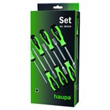 Набор двухкомпонентных торцевых ключей HAUPA 101510