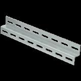 Профиль перфорированный Z-образный К238 2000 CLW10-GEM-PZ-238-20