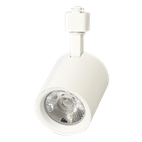 Светильник трековый LED PTR 05 25Вт 4000K 1-фаз. белый .5010635 JAZZWAY