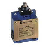 Выключатель концевой OsiSense XC standard термопластик рычаг двухполярный N/C+N/O XCKM110H29 Schneider Electric