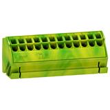 SE Prisma Pack Комплект блоков заземления с пружинными клеммами 12x4mm2 (4шт)