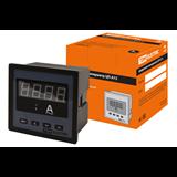 Цифровой амперметр ЦП-А72 0-9999А-0,5-Р SQ1102-0521 TDM