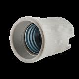 Патрон Е27  керамический LLT (аналог CP-800 E27 керамический)