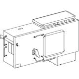 SE Canalis Болтовой отв. блок для выкл.-разъед. (KTB0630HF4)