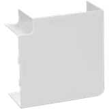 Угол плоский КМП 20х10 (4 шт./комп.)
