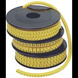 Маркер МК0- 1,5мм символ '1'  1000шт/ролл