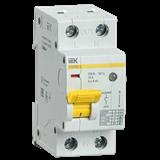 Устройство защиты от дугового пробоя УЗДП63-1 25А 230В на DIN-рейку MDP10-25 IEK
