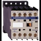 SE Auxiliary contactors Промежуточное реле 2НО+2НЗ, цепь управления 110В 50/60Гц