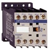 SE Auxiliary contactors Промежуточное реле 4НО, цепь управления 48В DCвинтовой зажим