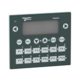 SE Magelis Дисплей компактный символьный, 4x20 симв., питание от ПЛК
