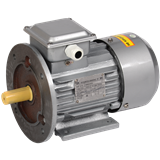 Электродвигатель АИР 80B2 380В 2,2кВт 3000об/мин 2081 (лапы+фланец) DRIVE ИЭК
