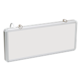 Светильник LED ССА1005 1,5ч., 3Вт, одностор., без наклейки, ИЭК