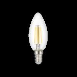 Лампа LED E14 8Вт 4000К 720Lm 220В свеча PLED OMNI .5020887 JAZZWAY