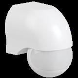Датчик движения ДД 010 белый, макс.нагрузка 1100Вт, угол обзора 180град., дальность 10м, IP44 ИЭК