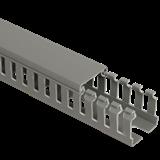 Кабель-канал перфорированный 25х25 перф 4х6  'ИМПАКТ' - М CKM50-025-025-1-K03