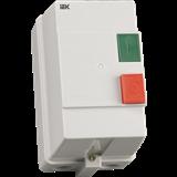 Контактор КМИ-22560 25А в оболочке U=380В IP54 ИЭК реле РТИ-1322(17-25А),кноп.