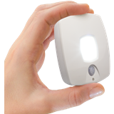 Светильник настольный, светодиодный 0,4Вт, ALC-W02-1X04W-5500-W автоном бесконтактный, белый, PULSAR