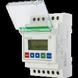 Счетчик времени работы CLG-03, вход сброса, реле управления нагрузкой, прямой счет импульсов (1-999