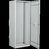 Шкаф напольный сборный корпус ВРУ 2000х600х600 IP54 SMART IEK YKM50-2000-600-600-54