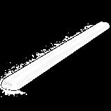 Рассеиватель для светильника '' СТРОНГ 1242x90х68 прозрачный V2-I0-IPP0-02.3.0210.18 VARTON