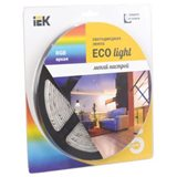 Лента LED 5м блистер LSR-3528RGB54-4.8-IP65-12V полноцветная -eco