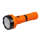 Фонарь Ручной LED  Accu2-L09 (оранж.) аккумуляторный JAZZway