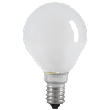 Лампа G45 шар матов. 60Вт E14 LN-G45-60-E14-FR IEK