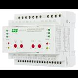 Автоматичесский вод резерва AVR-01-K два ввода, одна нагрузка, DIN  3х400 B+N