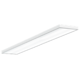 Светильник LED VARTON 36Вт (1195х180) 4100лм/4000K встр/накл без рассеив IP40