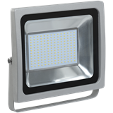 Прожектор LED СДО 07-100 серый IP65