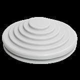 Сальник d=25мм (Dотв.бокса 27мм) серый ИЭК YSA40-25-27-68-K41
