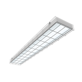Cветильник LED спортивный 36Вт 3600лм/4000K накл. с решеткой, без расс-ля 1195х200х65 V1-E0-00066-20000-2003640 VARTON