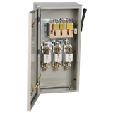 Ящикс рубильником и предохранителями ЯРП-400А 74 У1 IP54 YARP-400-74-54 IEK