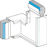 SE Canalis Комплект 4х1600 секция угл.3L+N+PE(поз №4) (KTC1600CP44)