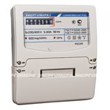 Счетчик  ЦЭ 6803В/1 1Т 10-100A/220/380В (3ф,4пр) М7 Р32 (винт/din)