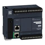 Блок базовый компактный M221-24IO Реле Ethernet