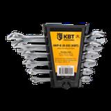 Набор гаечных ключей KBT-PROFESSIONAL НКР-6 (8-22) 5шт 78364 KBT