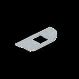 OBO Bettermann Монтажная пластина MPR2 для GESRM2 тип LE (сталь)