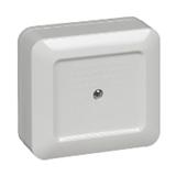 Коробка распр. КлК-5С (102х90х37 с клемм.) для бытовых эл.плит