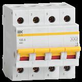 Выключатель нагрузки ВН-32 4Р 40А MNV10-4-040 IEK