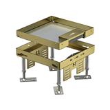 OBO Bettermann Кассетная рамка RKSN2 ном.размер 4 200x200 мм (латунь)